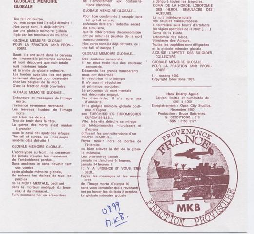 Messageros Killers Boys MKB MKB Live