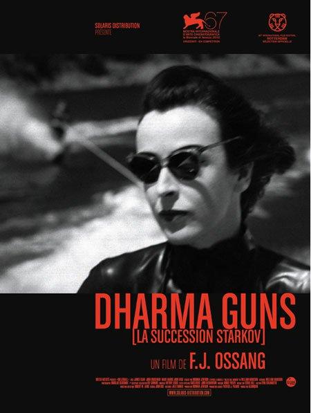 Affiche Dharma Guns, FJ Ossang