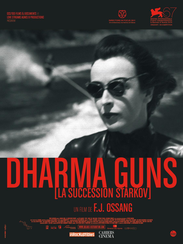 affiche-Dharma-Guns-La-succession-Starkov-2010-1